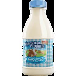 """Молоко сгущенное цельное с сахаром """"Молочная страна"""" (720 гр *12 шт ПЭТ)"""