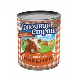 """Вареная сгущенка """"Молчная страна"""", 380 г (15*1)"""